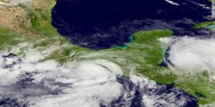 Se forma tormenta tropical Barry