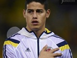 James Rodríguez se incorpora al Real Madrid