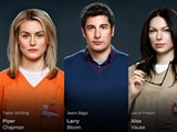 Viernes 25 de julio entrevista con Miércoles Orange is the new black