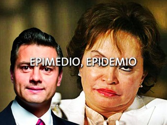 Epidem, Epimedio [Elba Esther feat. EPN]