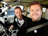 Chris Martin de Coldplay hace karaoke con James Corden